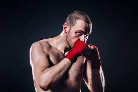 Becoming Blind Paul Calver Blind Fighter