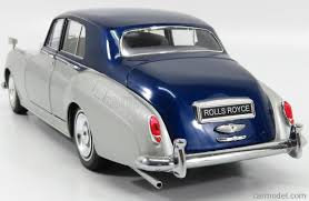 rolls royce silver cloud minichamps 100134902 scale 1 18 rolls royce silver cloud ii 1954