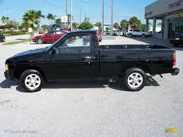 nissan pickup 1996 1996 super black nissan hardbody truck xe regular cab 7748872