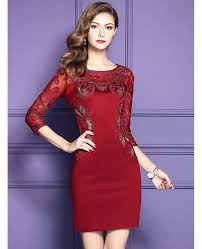 lace dress for a wedding guest sleeved high low lace semi formal