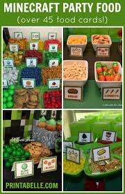 best 25 minecraft party food ideas on pinterest minecraft food