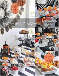frightfully sweet halloween party your homebased mom