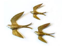 flying birds wall decor 5 mini flying bird haiti wall hang