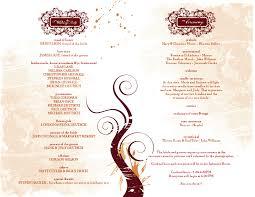 wedding program covers vineeta s boracay wedding the alluring and pristine
