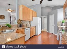 how to clean hardwood kitchen cabinets modern kitchen home interior with hardwood and wooden