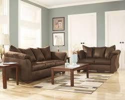 Livingroom Cafe Color Fabric Sofa By Ashley
