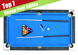 Professional Pool Table Size by 7 Best U0026 Cheapest Pool Tables For 2017 Jerusalem Post