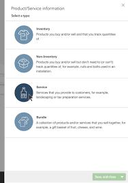 create an invoice in quickbooks