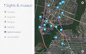 1 8 Maps Nokia U0027s Here Navigation U0026 Map App Now Available For All Windows
