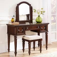 Vanity Furniture Bedroom by Powell Boulevard Antique Black Bedroom Vanity Set Hayneedle