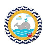 Nautical Baby Shower Decorations Ahoy Baby Shower Party Decorations And Supplies Ezpartyzone