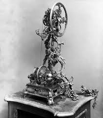 early ornamental turning lathe germany c 1750 at science