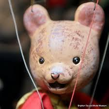 rupert bear marionette pelham puppets brighton toy