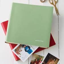 Gallery Leather Photo Album Personalised Photo Albums Notonthehighstreet Com