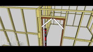How To Install Interior Door Casing Backyards Door Frame Installation Maxresdefault Installing Steel