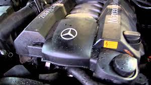 2000 mercedes ml430 2000 mercedes ml430 4 3 v8 engine test run 132k