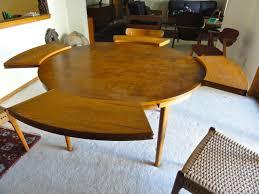 fold out circular table mike o u0027connor