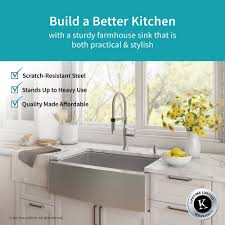 kitchen faucets made in usa stainless steel kitchen sink combination kraususa