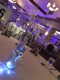 sweet 16 table centerpieces winter sweet 16 party patriot