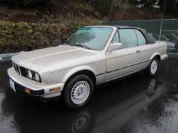bmw 3 convertible for sale 1988 bmw 3 series for sale in