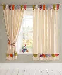 Curtains For Nursery Colourful Tab Top Curtains For Bedroom And Nursery 窗帘