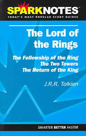 sparknotes the lord of the rings the fellowship of the ring