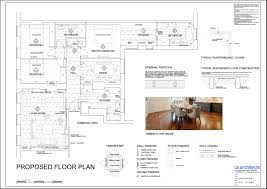 Timber Floor Plan by 2d Autocad Danuta Rzewuska