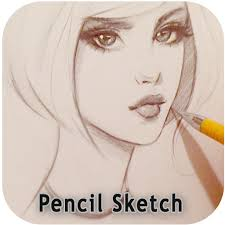 pencil sketch drawing art filter editor apps apk free download