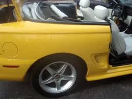 1995 ford mustang gt for sale 1995 supercharged 5 0 ford mustang gt convertible for sale at lw