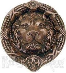 lion door knocker unique antique lion door knockers