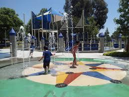 lemon park spray pool fullerton ca southern california splash