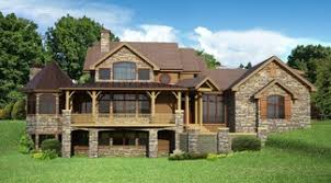walkout house plans rentfrow designs the tennessee house plan ddwebddrd 1490