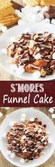 s u0027mores funnel cake thestayathomechef com