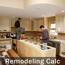 Kitchen Cabinet Cost Calculator by Remodelingcalculator Org Estimate Home Remodel Cost