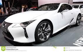 lexus sport hybrid concept lexus lc500h hybrid luxury sports car stock footage video 85913178