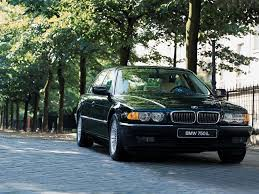 automotive database bmw 7 series e38