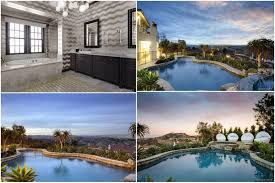 Calabasas Ca Celebrity Homes by Celebrity Homes Celeb R E Kourtney Kardashian Lists Calabasas