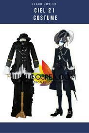 Butler Halloween Costume Professional Cosplay Costume Free Shipping Worldwide U2013 Tagged