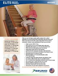 bruno electra ride elite stairlift in san diego pacific mobility