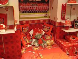 Kids Football Room by Arsenal Fc Football Kids Bedroom Designs Football Kids Bedroom