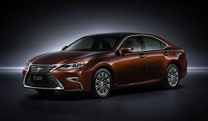 lexus es350 diesel fuel consumption face lifted 2016 lexus es hones in its style preview the fast