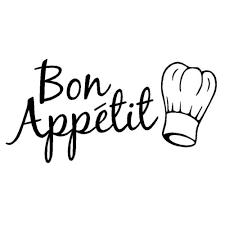 stikers cuisine pas cher mode personnages mots restaurant cuisine autocollants bon