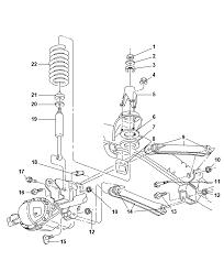 Dodge Ram 4500 - 52855638ab genuine mopar isolator spring