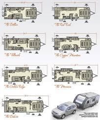 nash travel trailer floor plans 100 nash travel trailer floor plans 2002 northwood nash 27f