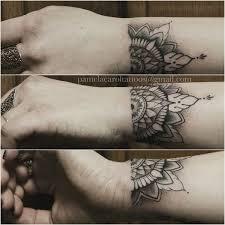 best 25 half mandala tattoo ideas on pinterest ankle tattoo