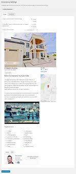 real estate listing template listing templates easy property listings plugin