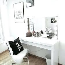 black makeup desk with drawers makeup desk with drawers vanity makeup desk table with drawers s r