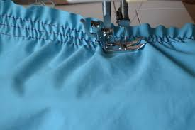 shirring elastic how to sew with elastic thread shirred skirt and dress tutorial