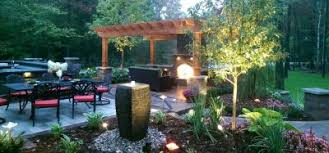 outdoor rooms u0026 fireplaces reder landscaping landscape design