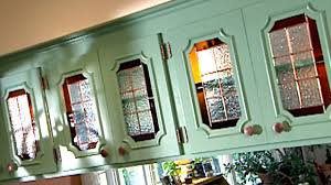 glass insert ideas for kitchen cabinets update kitchen cabinets with glass inserts hgtv